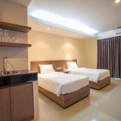 Отель Delight Residence Pattaya комната для гостей фото 4
