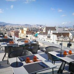 Отель Crowne Plaza Barcelona - Fira Center Испания, Барселона - 3 отзыва об отеле, цены и фото номеров - забронировать отель Crowne Plaza Barcelona - Fira Center онлайн гостиничный бар