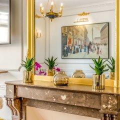 Отель Luxury 2 bedroom 2.5 bathroom Louvre Франция, Париж - отзывы, цены и фото номеров - забронировать отель Luxury 2 bedroom 2.5 bathroom Louvre онлайн фото 25