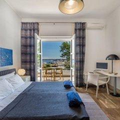 Hibiscus Hotel Residence Синискола комната для гостей фото 3