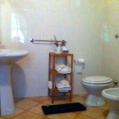 Отель Agriturismo Il Giglio Ористано ванная