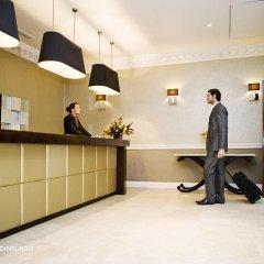 Отель Fraser Suites Edinburgh Великобритания, Эдинбург - отзывы, цены и фото номеров - забронировать отель Fraser Suites Edinburgh онлайн интерьер отеля фото 3