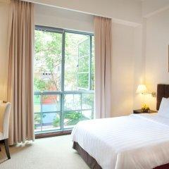 Отель Diamond Westlake Suites Ханой комната для гостей фото 5