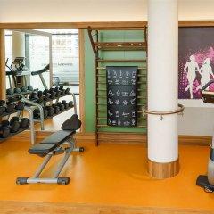Отель Novotel Muenchen Messe фитнесс-зал фото 4