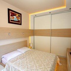 Отель Butua Residence Черногория, Будва - отзывы, цены и фото номеров - забронировать отель Butua Residence онлайн комната для гостей фото 5
