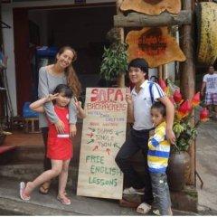 Отель Sapa Backpackers Вьетнам, Шапа - отзывы, цены и фото номеров - забронировать отель Sapa Backpackers онлайн фото 2