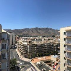 Отель Los Verdiales Торремолинос балкон