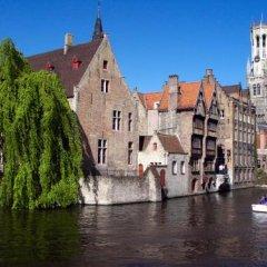 Отель Cavalier Бельгия, Брюгге - отзывы, цены и фото номеров - забронировать отель Cavalier онлайн приотельная территория