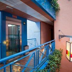 Отель Suites Gran Via 44 Apartahotel балкон