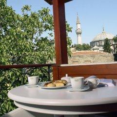 Мини-отель Garden House Istanbul Стамбул балкон