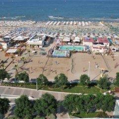 Отель Al Cavallino Bianco пляж фото 2