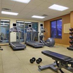 Отель Hampton Inn & Suites Columbus/University Area Колумбус фитнесс-зал фото 2