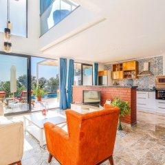Villa Tena Турция, Калкан - отзывы, цены и фото номеров - забронировать отель Villa Tena онлайн комната для гостей фото 4