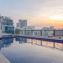 Отель Citismart Residence Таиланд, Паттайя - отзывы, цены и фото номеров - забронировать отель Citismart Residence онлайн бассейн