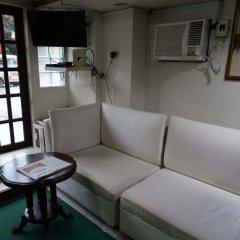 Отель Gaius Pension Inn Филиппины, Манила - отзывы, цены и фото номеров - забронировать отель Gaius Pension Inn онлайн комната для гостей фото 2