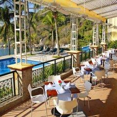 Отель Camino Real Acapulco Diamante питание