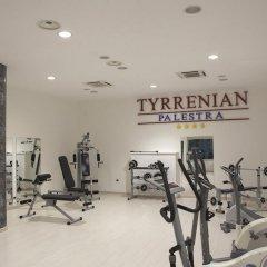 Tyrrenian Park Hotel Амантея фитнесс-зал фото 3