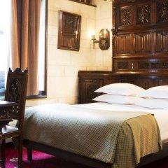 Отель Hôtel Saint Merry Франция, Париж - отзывы, цены и фото номеров - забронировать отель Hôtel Saint Merry онлайн комната для гостей фото 4