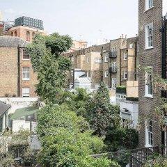 Апартаменты Huge, Regal 2BR Apartment Right next to Harrods! Лондон балкон