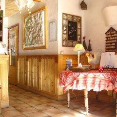 Отель Les Bains гостиничный бар