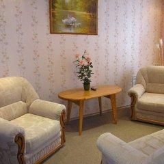 Гостиница Хит Парк комната для гостей фото 3