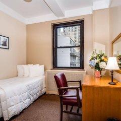 Отель Leo House США, Нью-Йорк - отзывы, цены и фото номеров - забронировать отель Leo House онлайн удобства в номере фото 2