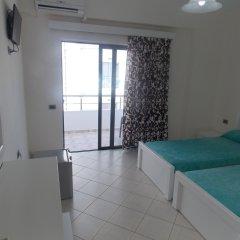 Отель Kompleks Joni Албания, Саранда - отзывы, цены и фото номеров - забронировать отель Kompleks Joni онлайн комната для гостей