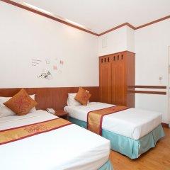Отель China Town Бангкок комната для гостей