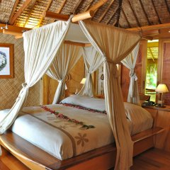 Отель Le Taha'a Island Resort & Spa комната для гостей