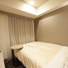 Отель Sotetsu Fresa Inn Ginza-Nanachome Япония, Токио - отзывы, цены и фото номеров - забронировать отель Sotetsu Fresa Inn Ginza-Nanachome онлайн комната для гостей фото 2