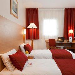 Отель Forest Hill La Villette Париж комната для гостей фото 2