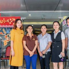 Апартаменты Beach Front Apartments Nha Trang развлечения