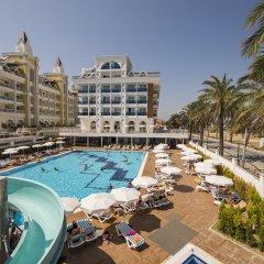 Отель Palm World Resort & Spa Side - All Inclusive Сиде бассейн фото 2