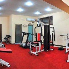 Отель HAYOT фитнесс-зал фото 2