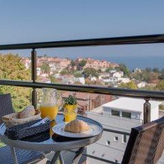Экологический отель Villa Pinia Одесса балкон