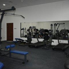 Гостиница Астраханская фитнесс-зал фото 2