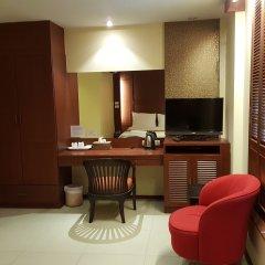 Отель Wellness Residence Бангкок удобства в номере фото 2