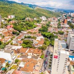 Отель ibis Cali Granada балкон