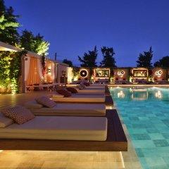 Отель The Margi Афины бассейн фото 2