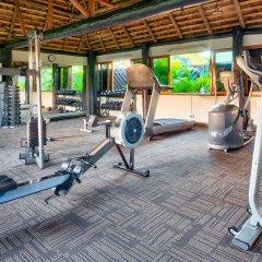 Отель Tanoa International Hotel Фиджи, Вити-Леву - отзывы, цены и фото номеров - забронировать отель Tanoa International Hotel онлайн фитнесс-зал фото 2