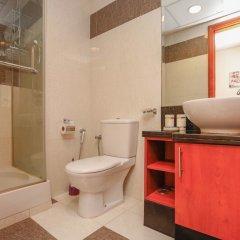 Отель Kennedy Towers - Park Towers Дубай ванная