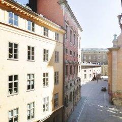 Lady Hamilton Hotel балкон