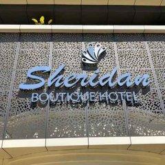 Отель Sheridan Boutique Hotel Филиппины, Пуэрто-Принцеса - отзывы, цены и фото номеров - забронировать отель Sheridan Boutique Hotel онлайн гостиничный бар