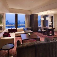 Отель Grand Hyatt Guangzhou Гуанчжоу гостиничный бар