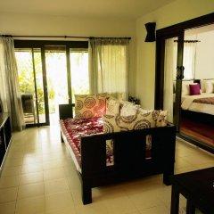 Отель Chaw Ka Cher Tropicana Lanta Resort комната для гостей фото 3