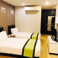 Отель Icheck Inn Skyy Residence Sukhumvit 1 Бангкок комната для гостей фото 3