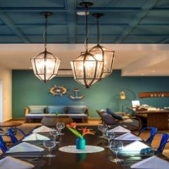 Отель The Blue Alcove Хойан питание фото 2