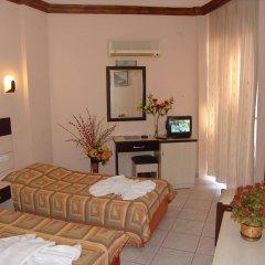 Отель Kleopatra Ikiz Otel комната для гостей фото 2