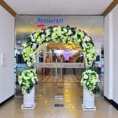 Yasaka Saigon Nha Trang Hotel интерьер отеля