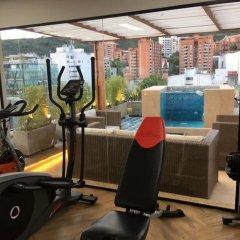 Отель Faranda Cali Collection Колумбия, Кали - отзывы, цены и фото номеров - забронировать отель Faranda Cali Collection онлайн фитнесс-зал